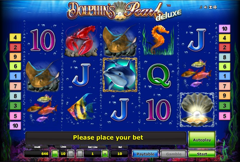free casino games dolphins pearl deluxe