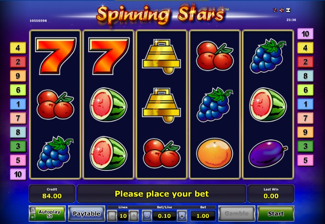 casino game online novomatic games
