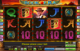 online casino book of ra sizzling hot free games