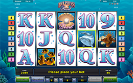 dolphins pearl slot machine free