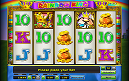 casino games free online rainbow king