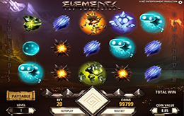 Elements Slot Game