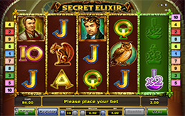 online casino blackjack sizzling game