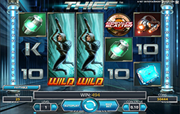 Thief slot game