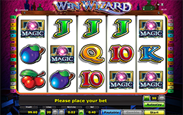 real casino slots online free wizards win