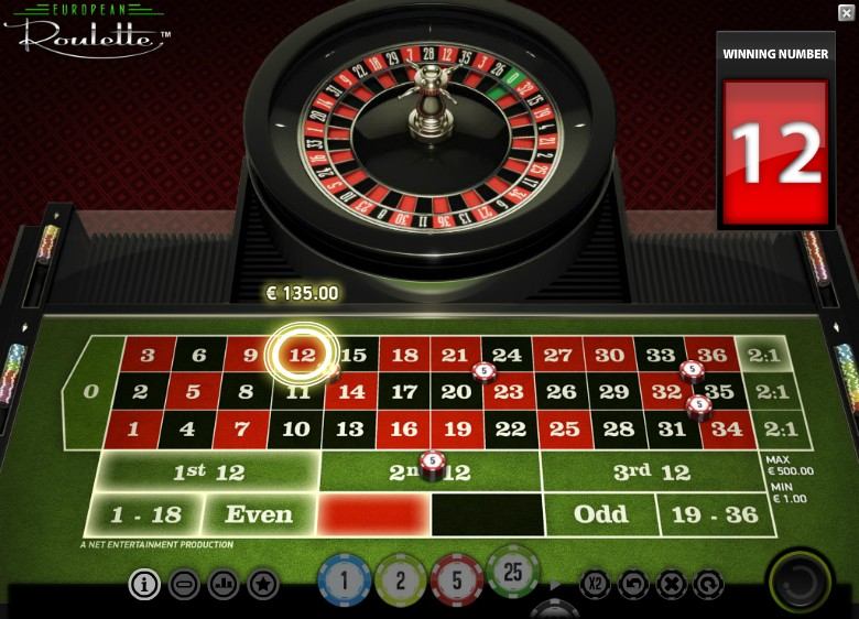 Roulette Game For Fun
