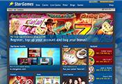 Stargames Real Money Casino