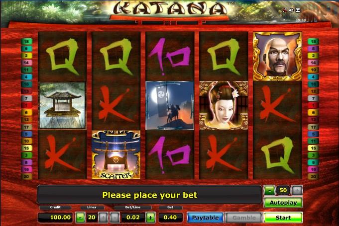 Free Slot Katana