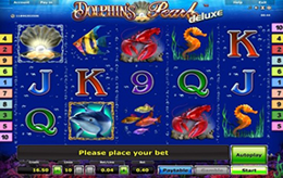 Dolphin's Pearl Deluxe Game