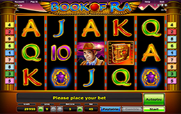 Book Of Ra Free Slot - First version
