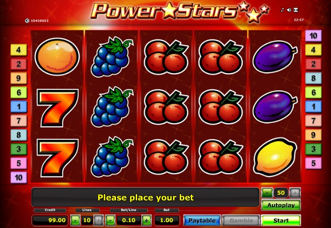 Free Slot Power Stars