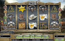 Dead or Alive - Netent Slots