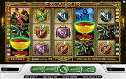 Excalibur game