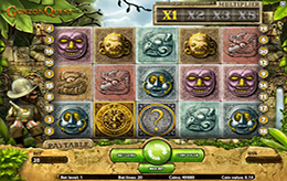Gonzo's Quest free slots