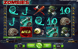 Free casino games - Zombies