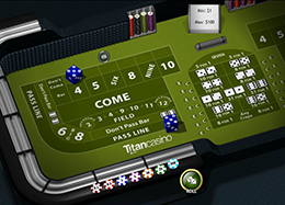 Free Casino Craps Game