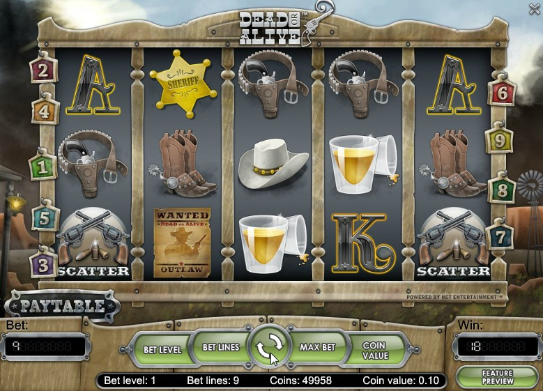 Just spin online casino