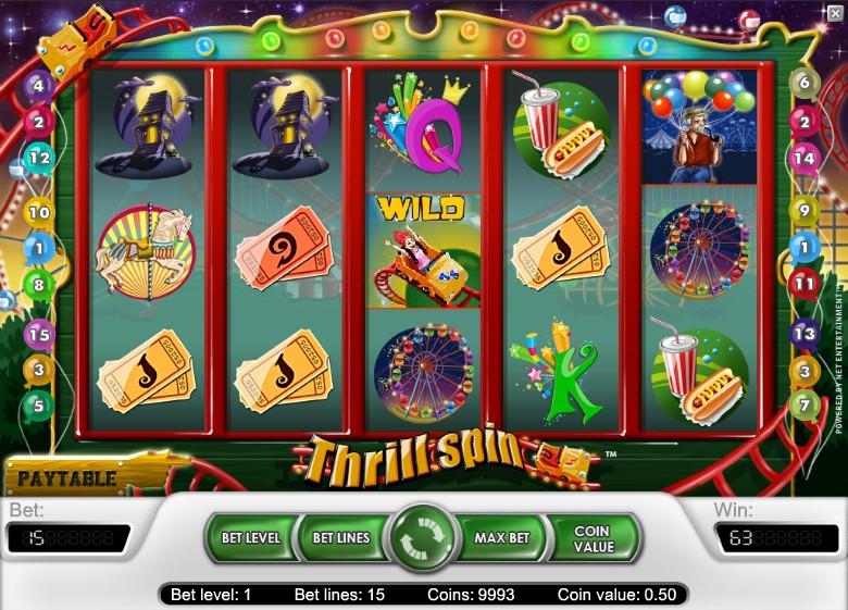 Thrill Casino